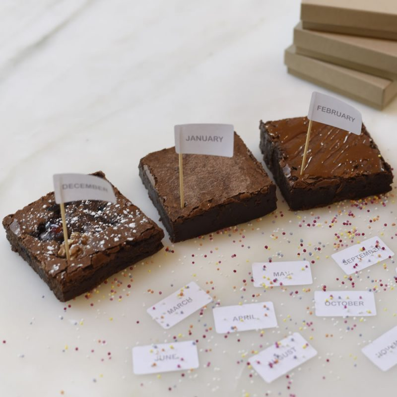 chocolate-brownie subscription 12months