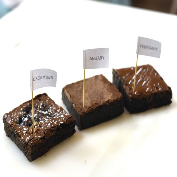 chocolate brownie subscription 3months