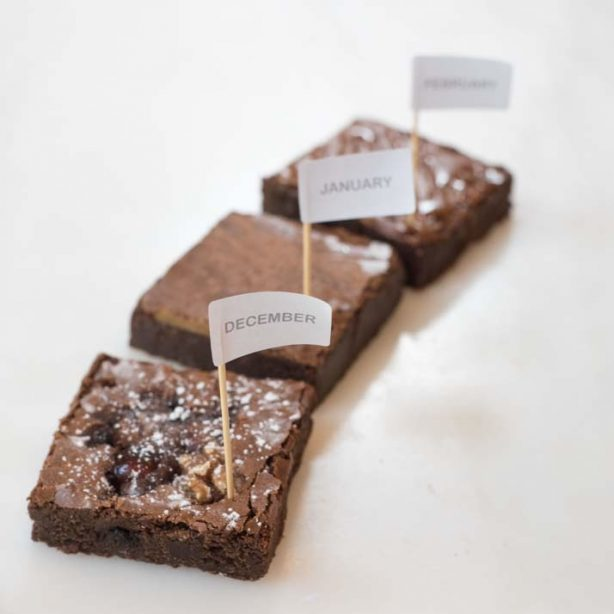 Chocolate Brownie Subscription